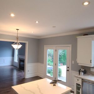 Interior home painting service Toronto
