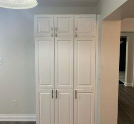 cabinet painting Toronto