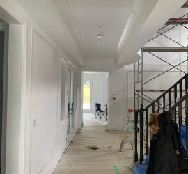 Interior house painter Toronto