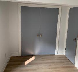 Interior doors painting service Toronto - OnBudget Painting