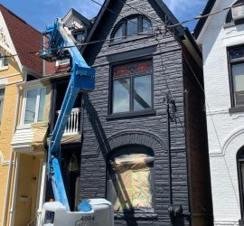 Exterior residential painting Toronto - OnBudget Painting
