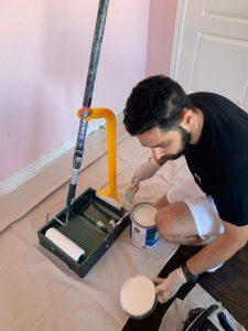 Home painting service Toronto