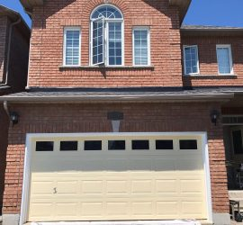 garage door painting Toronto