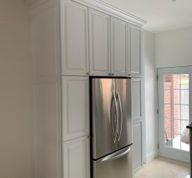 kitchen cabinets painting Toronto-after