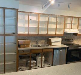 kitchen cabinets painting Toronto