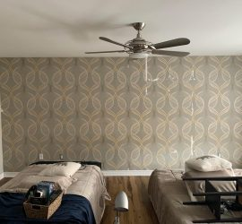 wallpaper removal Toronto